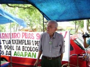 Augusto Carneiro 90 anos 5.1.2013