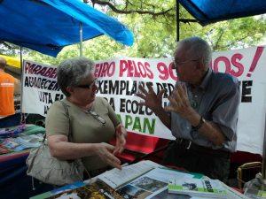 Tania e Sr. Augusto Carneiro 90 anos