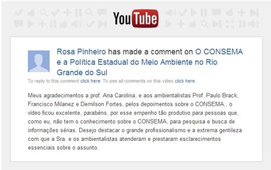 Rosa Maria Pinheiro