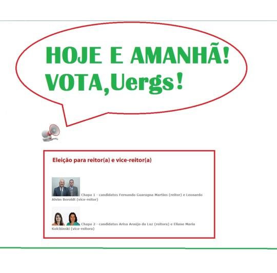 Vota UERGS