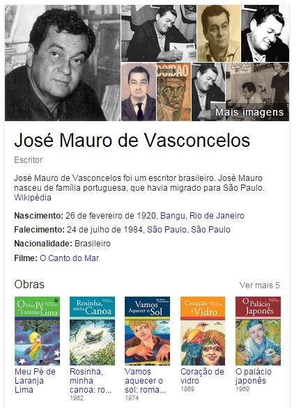 José Mauro de Vassconcelos