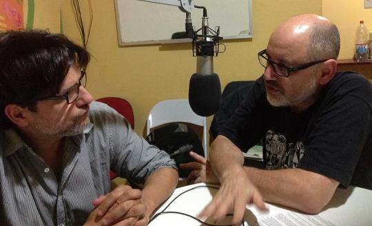 LeonardoMelgarejo e João Batista Aguiar Entrevista na Ipanema FM