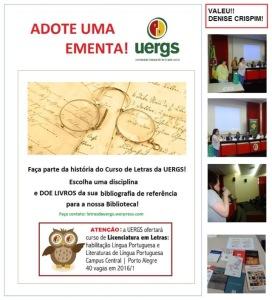 aula-inaugural-pc3b3s-formac3a7c3a3o-de-leitores-uergs-2015-denise-crispim-adote-uma-ementa