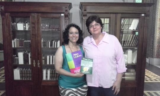 Morgana Marcon Biblioteca Pública RS Ana Carolina Martins da Silva Uergs
