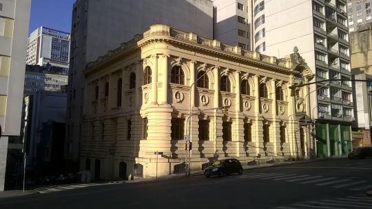 Biblioteca Pública do Estado do RS Foto Ayres Cerutti