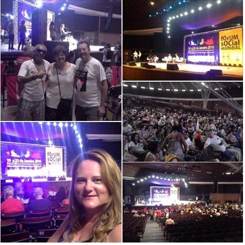 Forum Social Mundial 2016 Porto Alegre RS Resumo