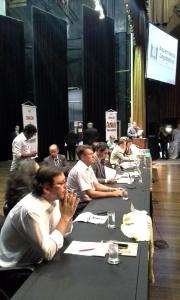 Audiência Pública sobre Revitalização da Orla do Guaíba - Mesa - 16.03.2016