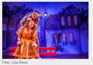 A dama e o vagabundo Cia Teatro Novo