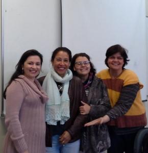 Apresentação de TCC de Gilca Monteiro Uergs 2016