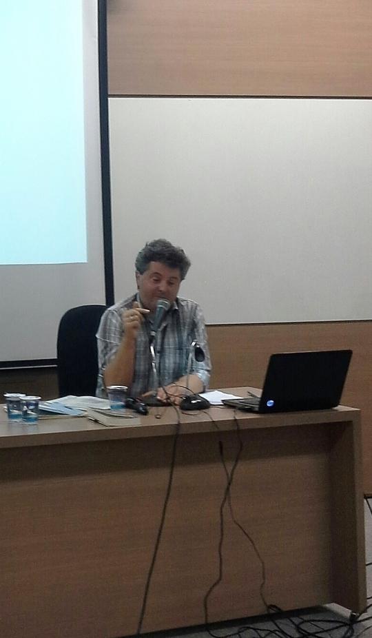 Ricardo Lísias - Escritor espetáculo.