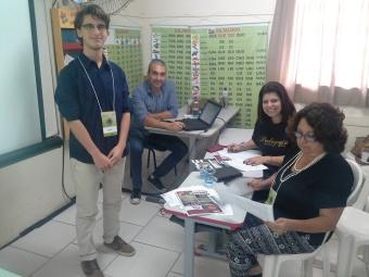 Vinícius Suris João Goulart Martha Narvaz e Magali Menti